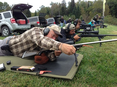 Hunter Marksmanship Weekend