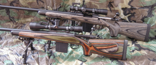 Long-Range Hunting Rifles in 7mm