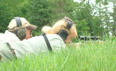Custom Hunter Marksmanship course
