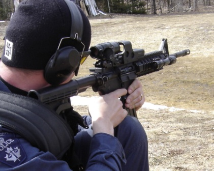 Police Tactical Rifle